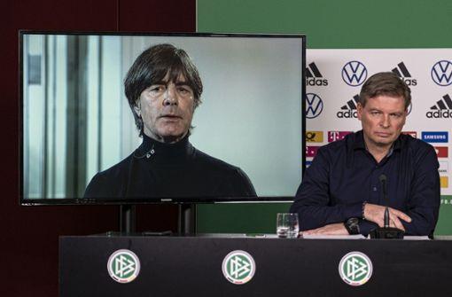 Kollektiver Burn-out: Eindringlicher Appell des Bundestrainers
