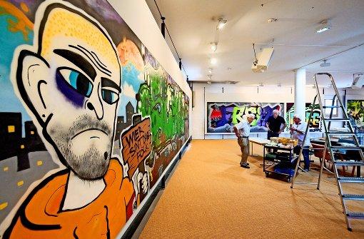 Viel Freiheit für kunstvolle Graffiti