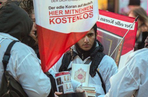 Salafistenszene in Berlin ist älter als erwartet