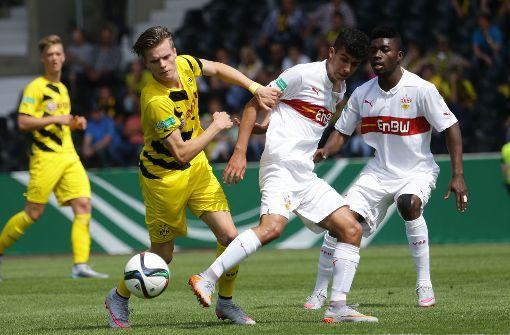 BVB leiht Burnic an den VfB Stuttgart aus