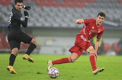 Warum Benjamin Pavard beim VfB Stuttgart lauter Freunde hat