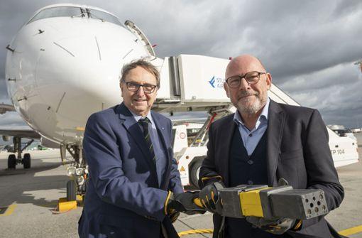 Höhere Ticketsteuer für mehr Klimaschutz am Flughafen Stuttgart?