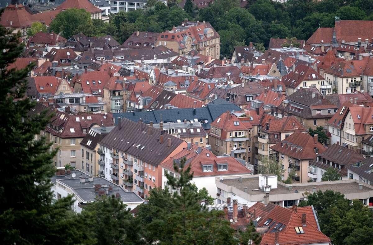 Der Wohnungsbestand wächst (Symbolbild). Foto: dpa/Marijan Murat