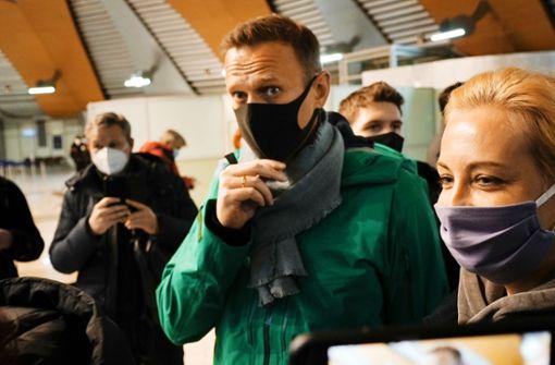 Warum Alexej Nawalny ein Problem für Putin ist