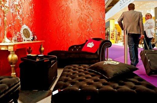 fachmesse tendence jetzt wird das weihnachtsgesch ft. Black Bedroom Furniture Sets. Home Design Ideas