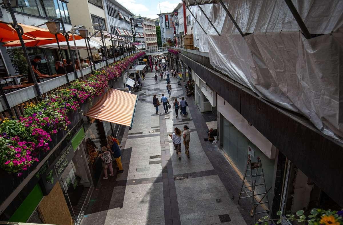 Dieses Bild gibt die Schulstraße heute ab. Foto: Leif Piechowski