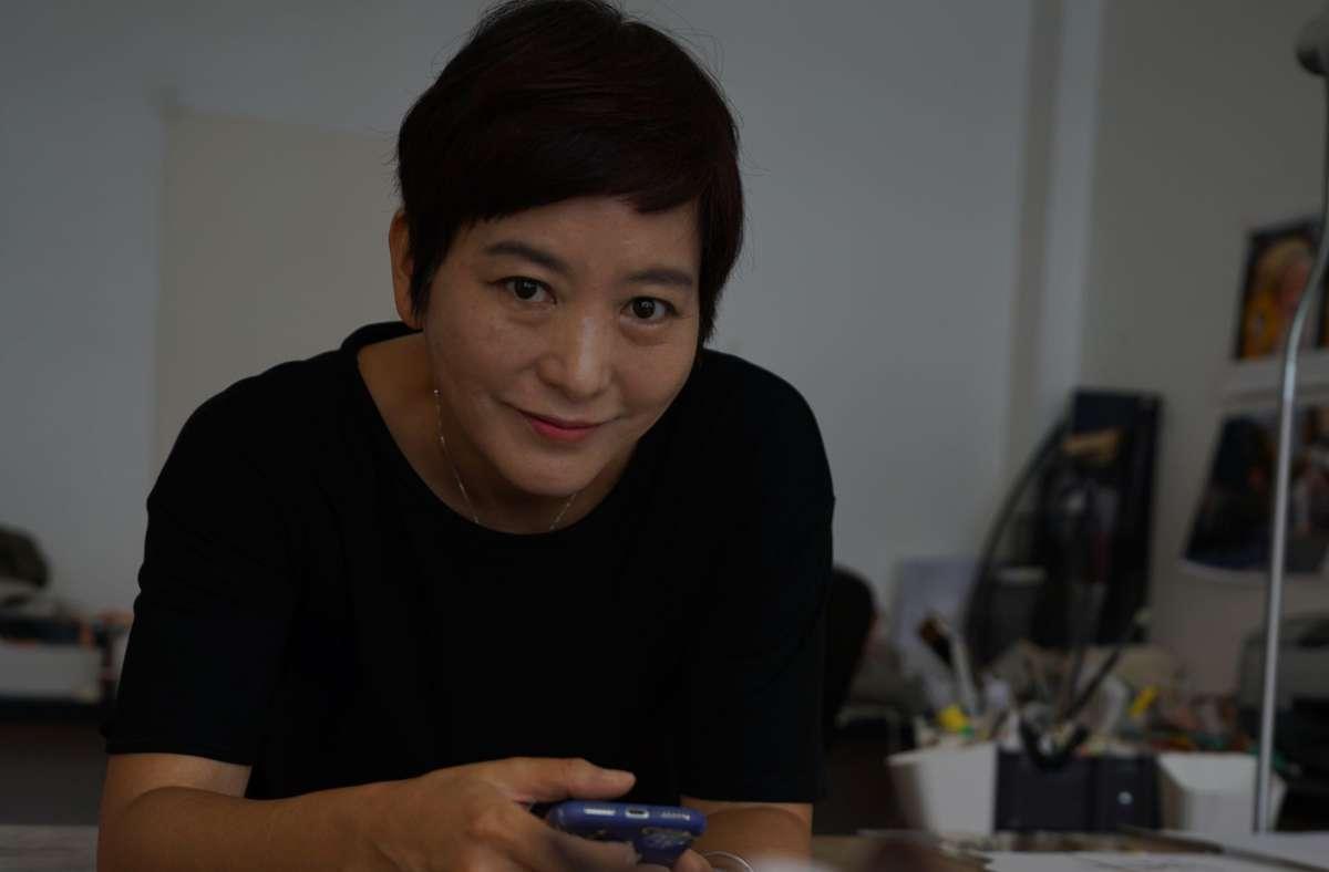 Baek Heena hat schon voriges Jahr gewonnen, kann den Preis aber erst jetzt erhalten. Foto: ALMA