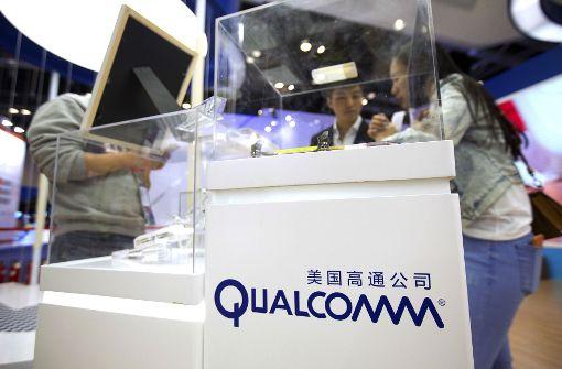 Broadcom will Konkurrenten Qualcomm kaufen