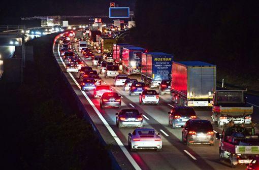 Autobahn verhagelt die Klimabilanz