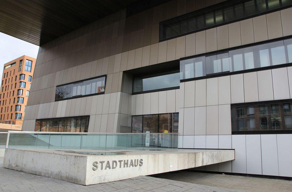 In ihrer jüngsten Sitzung im Ostfilderner Stadthaus haben die Räte den Haushalt für das kommende Jahr verabschiedet. Foto: Pascal Thiel