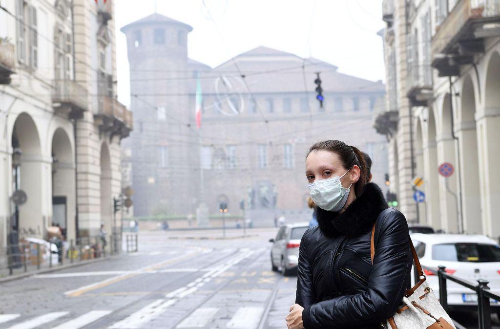 Die EU will die Luftverschmutzung in Europas Städten nicht mehr hinnehmen. Foto: ANSA