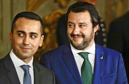 Steht Italiens Regierung vor dem Aus?