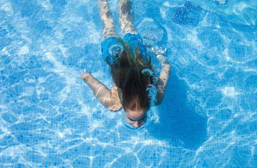 In Mannheim dürfen Kinder umsonst ins Freibad