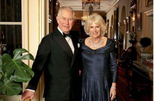 Queen Elizabeth II. hält rührende Rede auf ihren Sohn