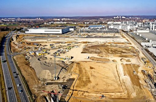 Neue S-Klasse-Fabrik soll Maßstäbe setzen