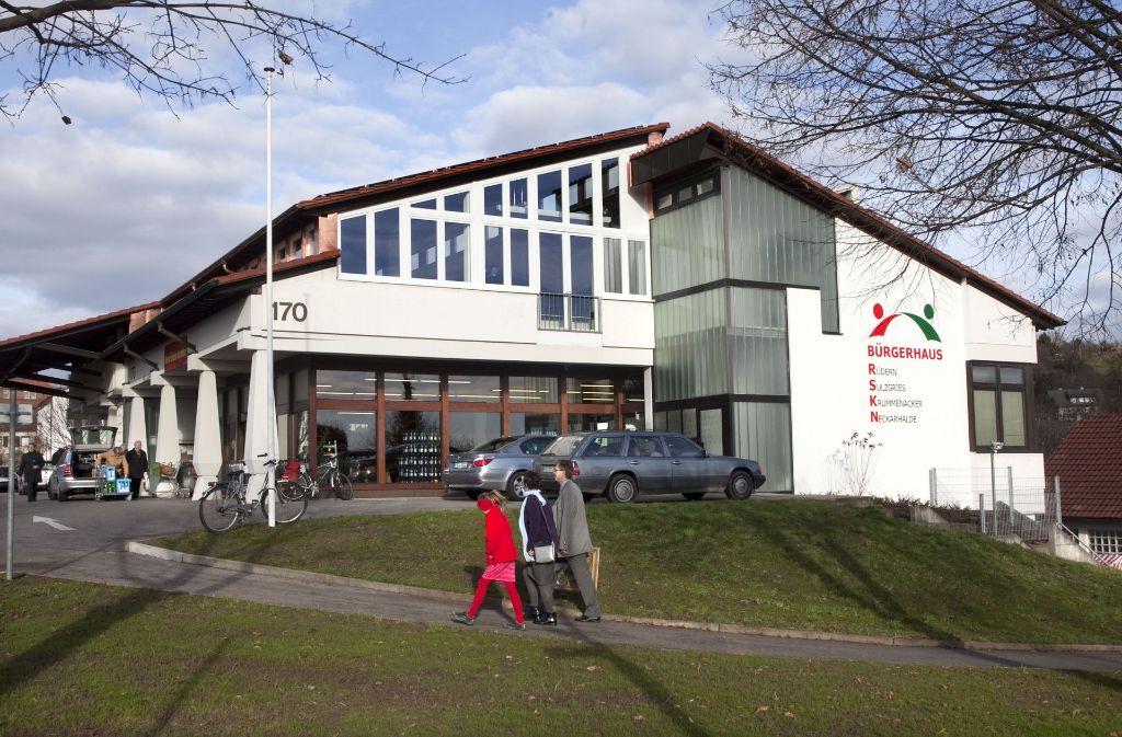Wer von  der Innenstadt ins Bürgerhaus RSKN will, muss lange Umwege in Kauf nehmen. Foto: Horst Rudel