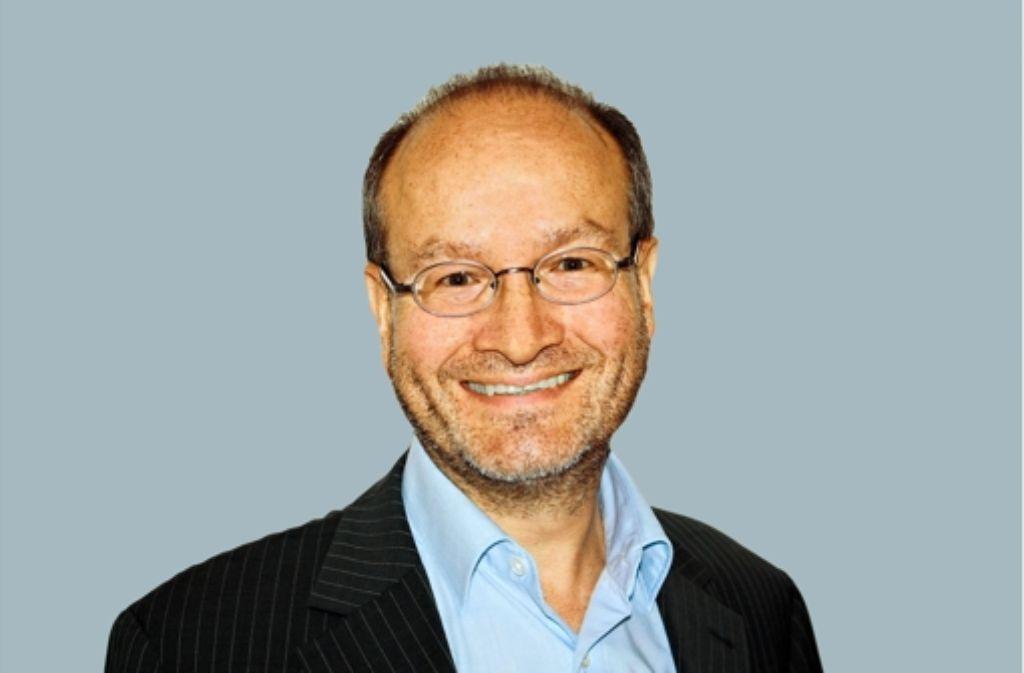 Christoph Weber tritt für die Grünen an. Foto: privat