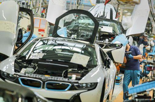 BMW will in der Corona-Krise bis zu 5000 Jobs abbauen