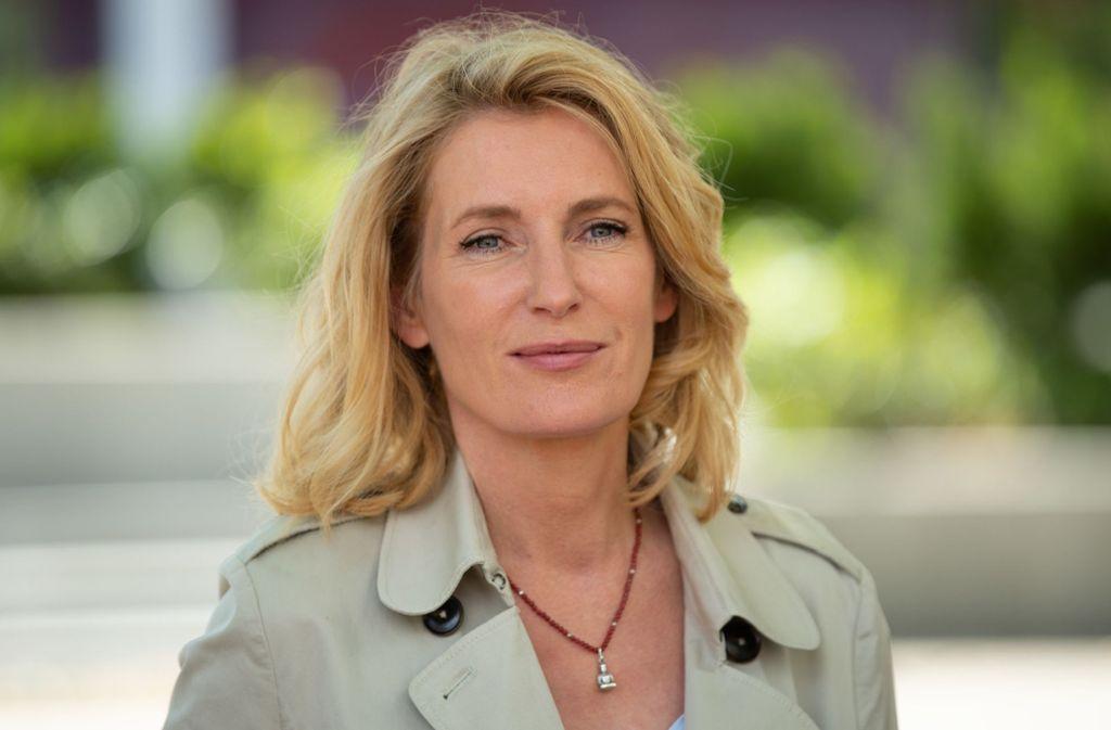 Die Schauspielerin Maria Furtwängler setzt sich für Gleichberechtigung ein. Foto: dpa/Swen Pförtner