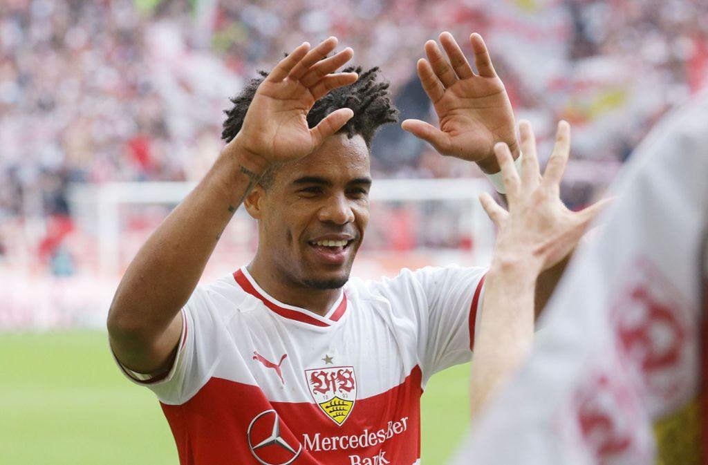 Daniel Didavi bekennt sich zum VfB. Foto: Pressefoto Baumann