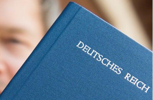 """Verfahren gegen vier mutmaßliche """"Reichsbürger"""""""