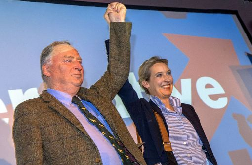 """88 Sitze für AfD sind """"ein schlechter Witz"""""""