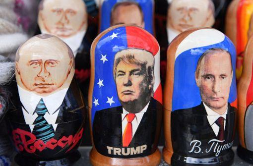USA sanktionieren Russland wegen Wahlkampfeinmischung