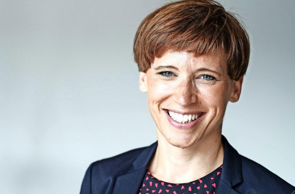 Swantje Dake wird ab 1. Juni zur Chefredakteurin Digital berufen. Foto: Lichtgut/Leif Piechowski