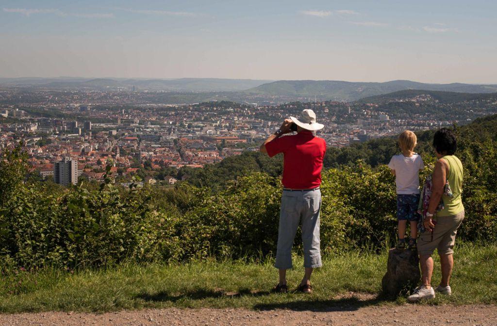 Touristen zieht es im Südwesten raus in die Natur. Foto: Lichtgut//Max Kovalenko