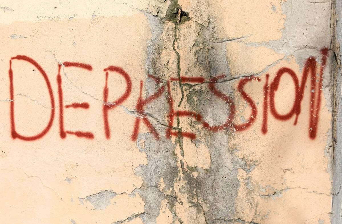 Angst, Stress und Symptome von Depressionen haben Forschern zufolge in der ersten Phase des Corona-Lockdowns im Frühjahr in Deutschland deutlich zugenommen. Foto: Jan Woitas/dpa