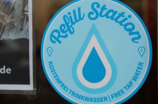 Hier gibt es kostenloses Trinkwasser
