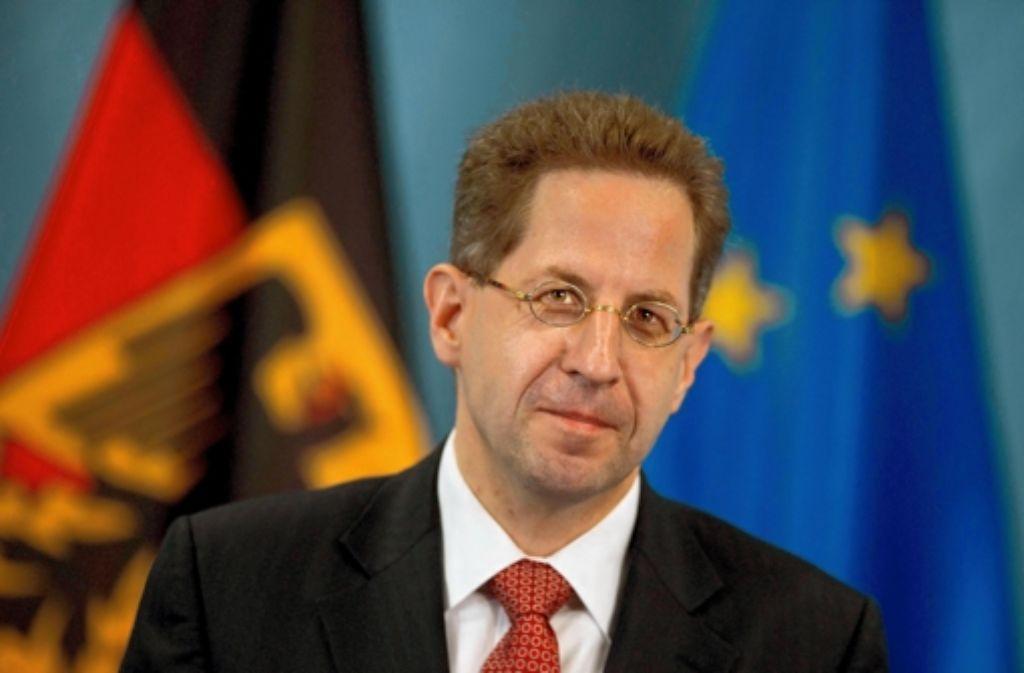 Hans-Georg Maaßen muss den Verfassungsschutz durchgreifend reformieren. Foto: AP