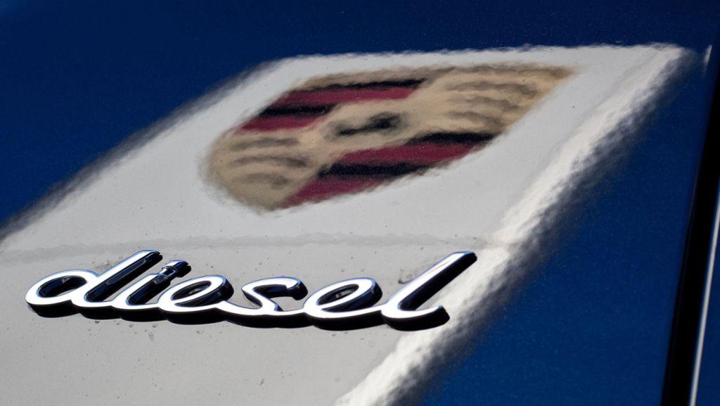Die Nachwehen des Dieselskandals bei Porsche und Daimler