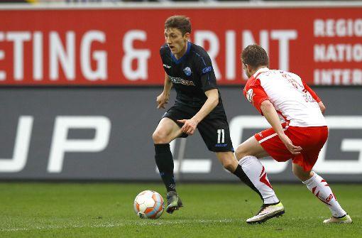 Paderborn steigt zum dritten Mal in Folge ab