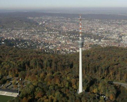 Interaktive Grafik zu den Stuttgarter Stadtbezirken