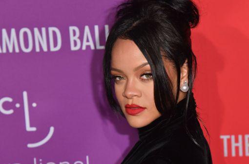 Rihanna lehnt Super-Bowl-Auftritt ab