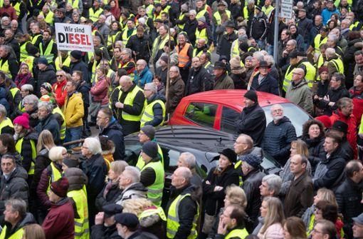 Polizei zählt Demo-Teilnehmer nicht mehr