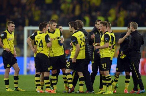 BVB trotz 1:2 im Viertelfinale