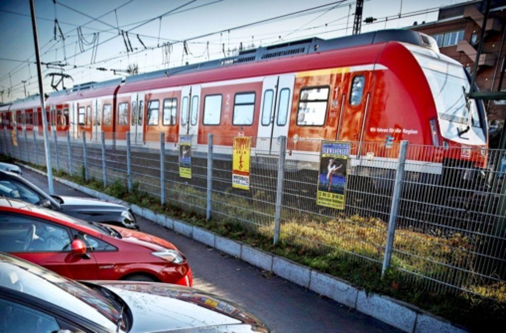 Das neue System soll den Umstieg vom Auto auf die Bahn erleichtern. Foto: Gottfried Stoppel