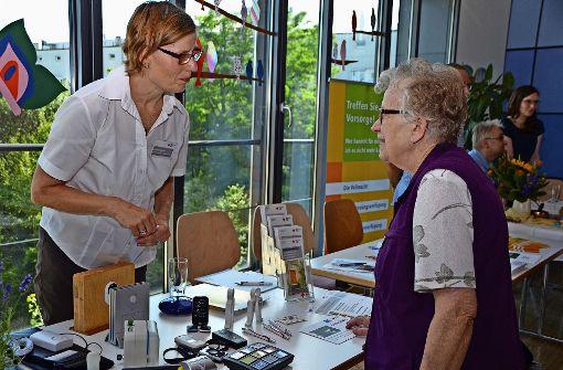 Technik erleichtert den Alltag von Demenzkranken