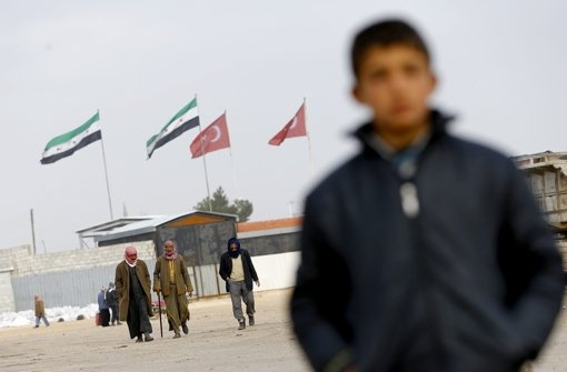 In Syrien werden systematisch Häftlinge getötet