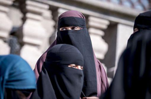 Mehrere Länder wollen Gesichtsverhüllungs-Verbot im Gericht