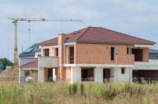 Wie Bauherren sich jetzt richtig absichern