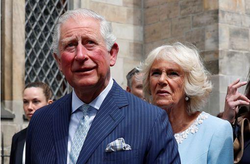 Prinz Charles spricht über Enkel – auf Deutsch