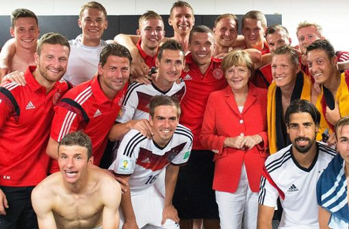 Die größten Momente von Angela Merkel