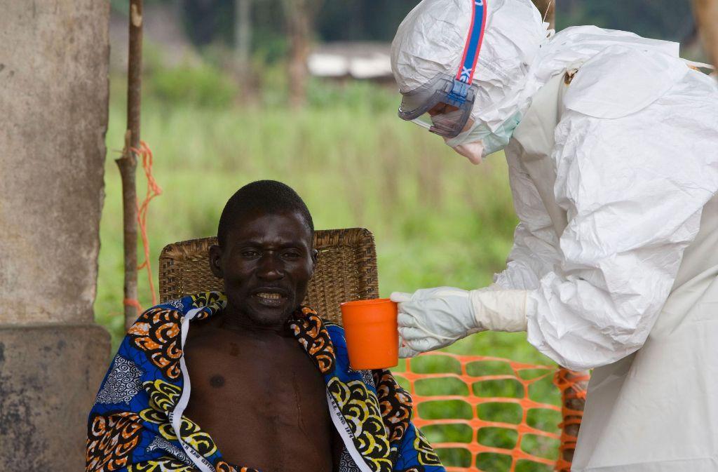 Im Kongo kommt es immer wieder zu Ebola-Ausbrüchen. Foto: World Health Organization