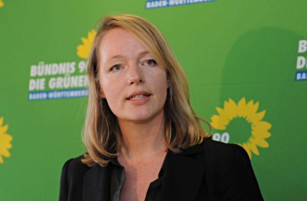 Die Chefin der Südwest-Grünen Thekla Walker findet es befremdlich, wie die pädophilen Forderungen in den 80er Jahren in die grüne Politik eingeflossen sind. Foto: dpa