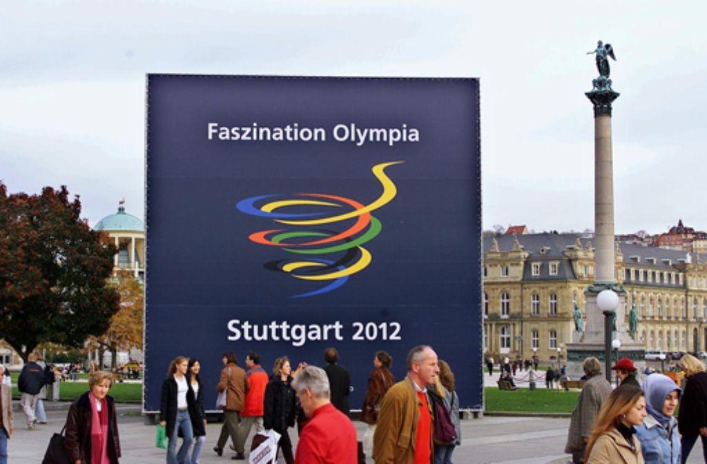 Stuttgart hat sich Anfang der 2000er für die Olympischen Spiele 2012 beworben.  Foto: Archiv Achim Zweygarth