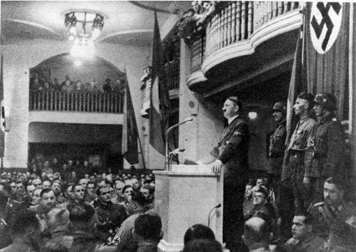 Wie ein Schwabe Adolf Hitler töten wollte