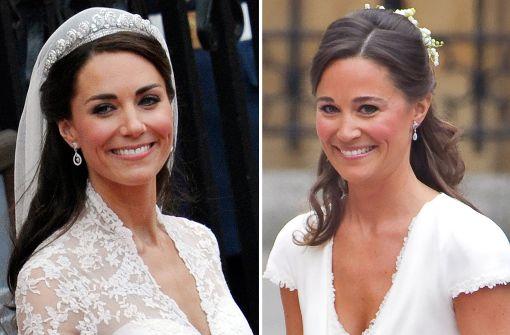 Von Kleid bis Kuss – die Hochzeiten im Vergleich